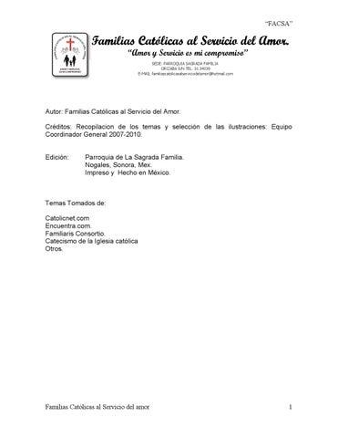 Solteros catolicos catecumenos15048