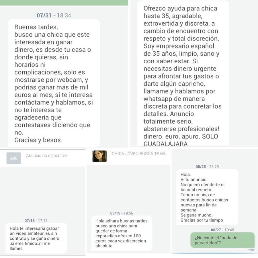 Mujer q busca60441