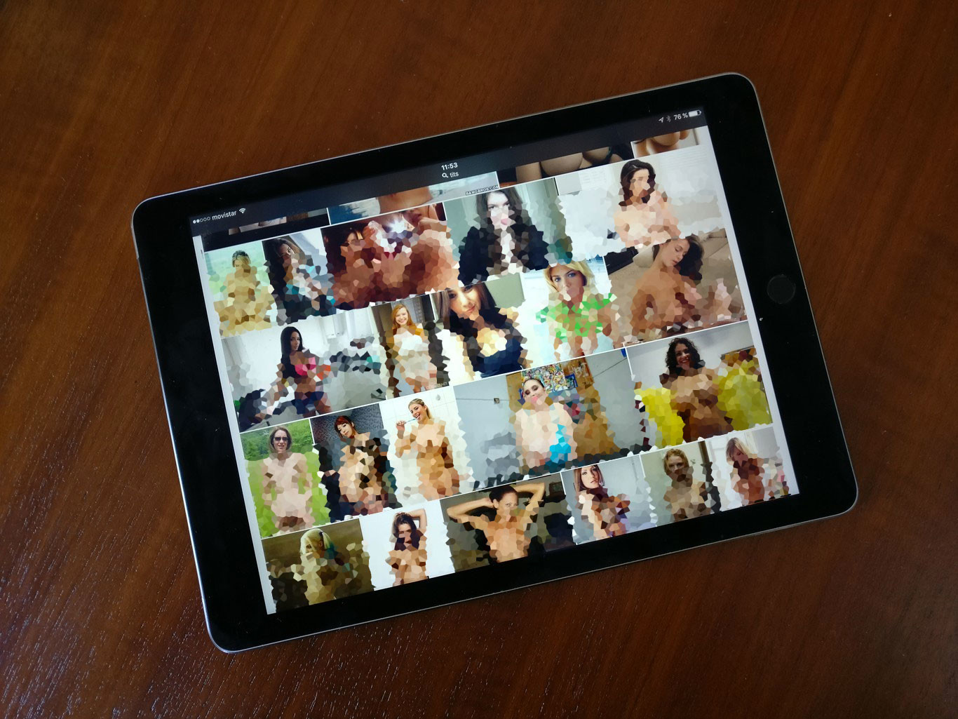 App iphone para mariso